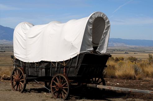 National Historic Oregon Trail Interpretive Center Image