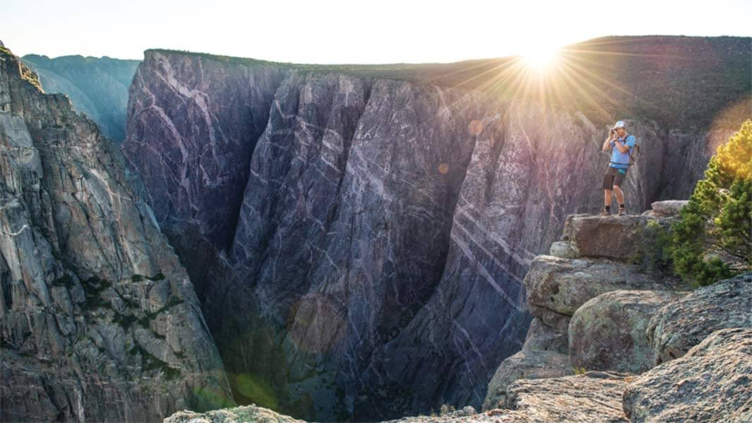 Black Canyon Image